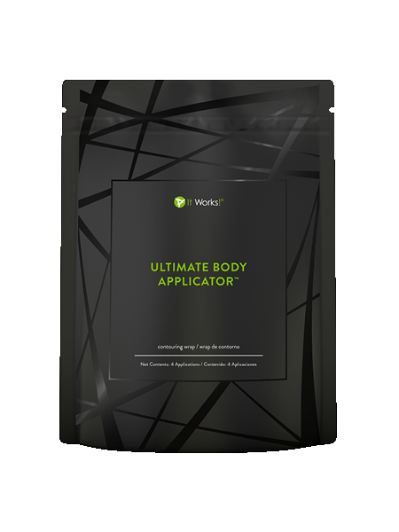Ultimate Body Applicator Pack of 4