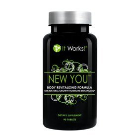 It Works Products New You