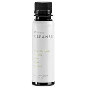 It works cleanse bottle