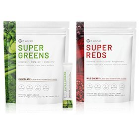 Super Greens from it works is one of their top products