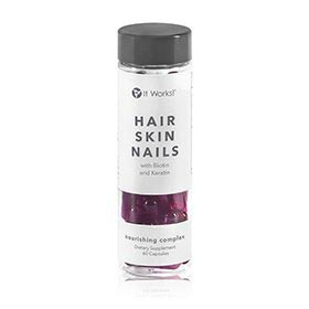 Hair Skin Nails from it works